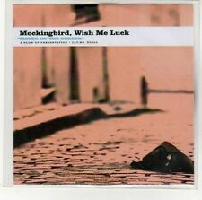 (EN480) MockingBird, Wish Me Luck, Moves On The Screen - 2009 DJ CD