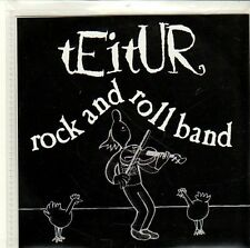 (EQ641) Teitur, Rock And Roll Band - 2013 DJ CD