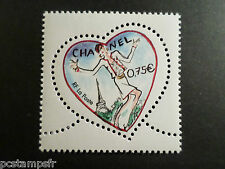 FRANCE 2004, timbre 3633, SAINT VALENTIN COEUR, neuf**, MNH STAMP, HEART