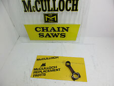 McCulloch SP125 Chainsaw or Kart 101B Connecting Rod