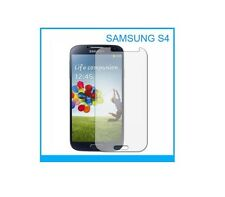8 PACK LCD Screen Ultra Thin Protector For AT&T Samsung Galaxy S4 SGH-i337 Phone