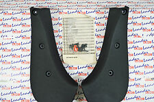 Vauxhall Zafira B (2005 to 2012) Rear Mudflaps / Mud Flaps 93185631 Original GM