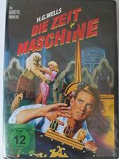 Die Zeitmaschine - H. G: Wells 1960 - Zeitreise, Eloi, Rod Taylor, Alan Young