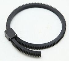 Kamerar universal lens Gear correa dentada para Follow Focus nitidez desenfunda implantación