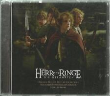 A -1 CD Der Herr der Ringe Die Gefährten  Original Soundtrack