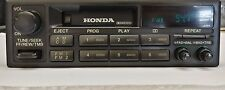 OEM 94 95 96 97 HONDA ACCORD CIVIC AM FM RADIO STEREO CASSETTE 39100-SV4-A000