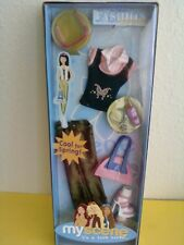 My Scene Barbie Fashion Scene Green Pants Top Purse Shoes Accessories New