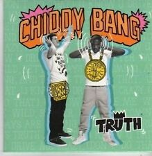 (BP655) Chiddy Bang, Truth - DJ CD
