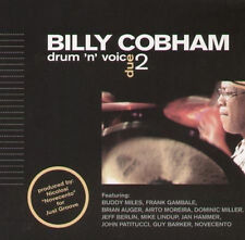BILLY COBHAM - Drum 'n' voice 2 - Just Groove