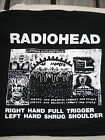 Radiohead Pull The Trigger Shirt Choose Your Size S/M/L/XL Original Designs