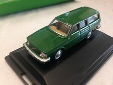 Nice 1/76 Volvo 245 Green Wagon Oxford Diecast Swansea Wales