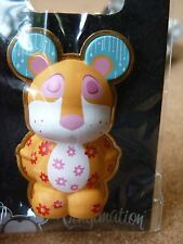 "Disney Vinylmation 3D pin* IT""S A SMALL WORLD LEOPARD*** New"
