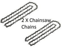 """2 x Chainsaw Chain for DOLMAR ES-152A ES-162A AS-172A PS3300TH PS-300 12""""/ 30CM"""