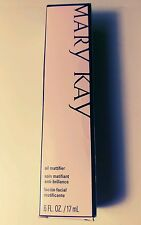 NEW! Mary Kay Oil Mattifier .6 FL OZ  (Oily Skin)