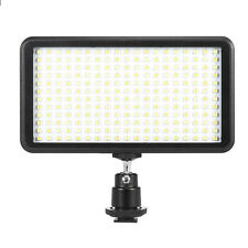 Pro 228 LED Video Light Lamp Panel Dimmable 2000LM for DSLR Camera DV Camcorder