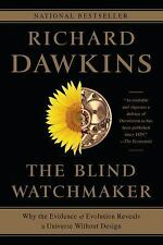 2DAY SHIPPING | The Blind Watchmaker: Why the Evidence of Evolution R, PAPERBACK