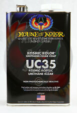 House of Kolor UC35 Kosmic Kolor Urethane Acrylic Clear Coat  1 Gallon