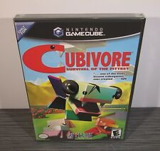 Cubivore: Survival of the Fittest (GameCube) RARE! BRAND NEW!