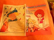 CORRIERE DEI PICCOLI NR  27  1983 con inserto gioco e poster heather parisi