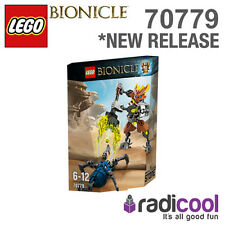 70779 LEGO Protector of Stone BIONICLE Age 6-12 / 73 Pieces / NEW 2015 RELEASE!
