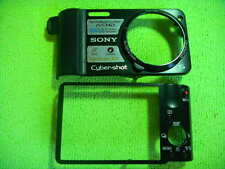GENUINE SONY DSC-HX7V FRONT BACK CASE BLACK PART FOR REPAIR