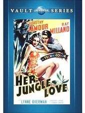 Her Jungle Love (2015, REGION 1 DVD New)