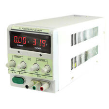 10 Amp 30 Volt Variable Adjustable DC Power Supply Digital Adjustable