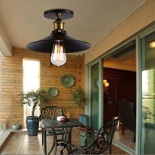 Vintage Industrial Style Hanging Ceiling Licht Cafe Bar DIY Corridor Porch Lamps