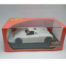 SLOT IT JAGUAR XJR9 WHITE KIT to assemble SICA07Z Compatible 1/32 Scalextric car