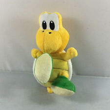 New Super Mario Green Koopa Troopa Stuffed Animal Plush Soft Toy 5 inch