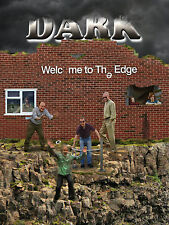 New from DARK - Welcome To The Edge DVD from the Dark Round The Edges line-up