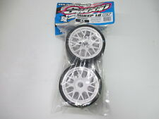 Sweep 1/8 EXP GT Racing Belted On Road Slick Buggy Wheels 45 Deg (4) #S40145W16P