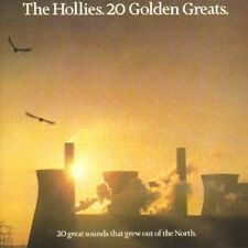 THE HOLLIES  NEW SEALED CD 20 GOLDEN GREATEST / THE VERY BEST OF 60's 70's Hits