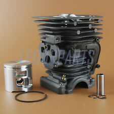 47mm Cylinder Piston Kit For HUSQVARNA 455 460 RANCHER 455E Chainsaw 537320402 0