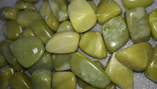 Serpentine Stone Tumbled 100g AAA+++ Earth Energy and Kundalini Activation