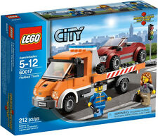 JANUARY 2013 LEGO CITY FLATBED TRUCK 60017, NIB & ON HAND, GREAT GIFT!!