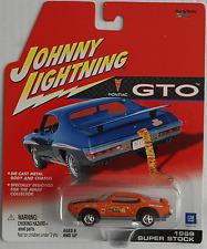 Johnny Lightning - ´69 / 1969 Pontiac GTO Super Stock orange Neu/OVP
