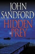 Hidden Prey - John Sandford (Lucas Davenport Series) Hardcover Suspense