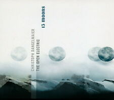 CD Album Christoph Dangelmaier The Open Electric 13 Moons 2009 Whiterock