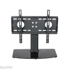 "Universal LCD / LED / PLASMA TABLE TOP STAND PER 26 "", 27"", "" 30 e 32"" TV"