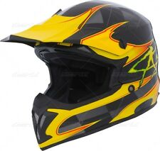 NEW CKX MONSTER MX MOTOCROSS OFF ROAD ATV HELMET VENTED ADULT SIZE LARGE