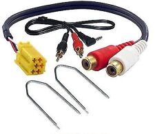 CONNECTS 2 ct29ft01 AUX in mp3 3.5mm FIAT GRANDE PUNTO 2007 in poi + CHIAVI