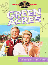 GREEN ACRES SEASON 1 EDDIE ALBERT EVA GABOR CLASSIC TV  DVD