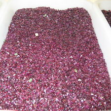 2.2lb TOP!!! AAA NATURAL Garnet  QUARTZ Crystal freedom body gem