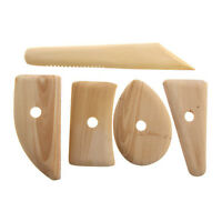 Deluxe DIY Ceramic Art Tools Potters Rib for Clay Pottery Sculpture Carving