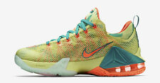 "Nike Lebron Xii 12 Low Prm ""lebronold Palmer"" Basketball Shoes Talla Uk 7 Ds"