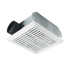 NuTone 695 70CFM Bath Ventilation Fan with White Grille