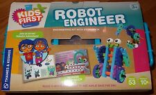 Robot Engineer Kids FIrst THames & Kosmos Engineering Kit with Storybook 567009
