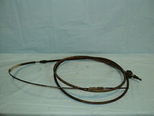 '83-'91 Chevy G-Series Van Parking Brake Cable (long wheel base, chassis cab)