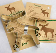 ANN CLARK~MOOSE~ tin cookie cutter~MADE IN USA (NEW)